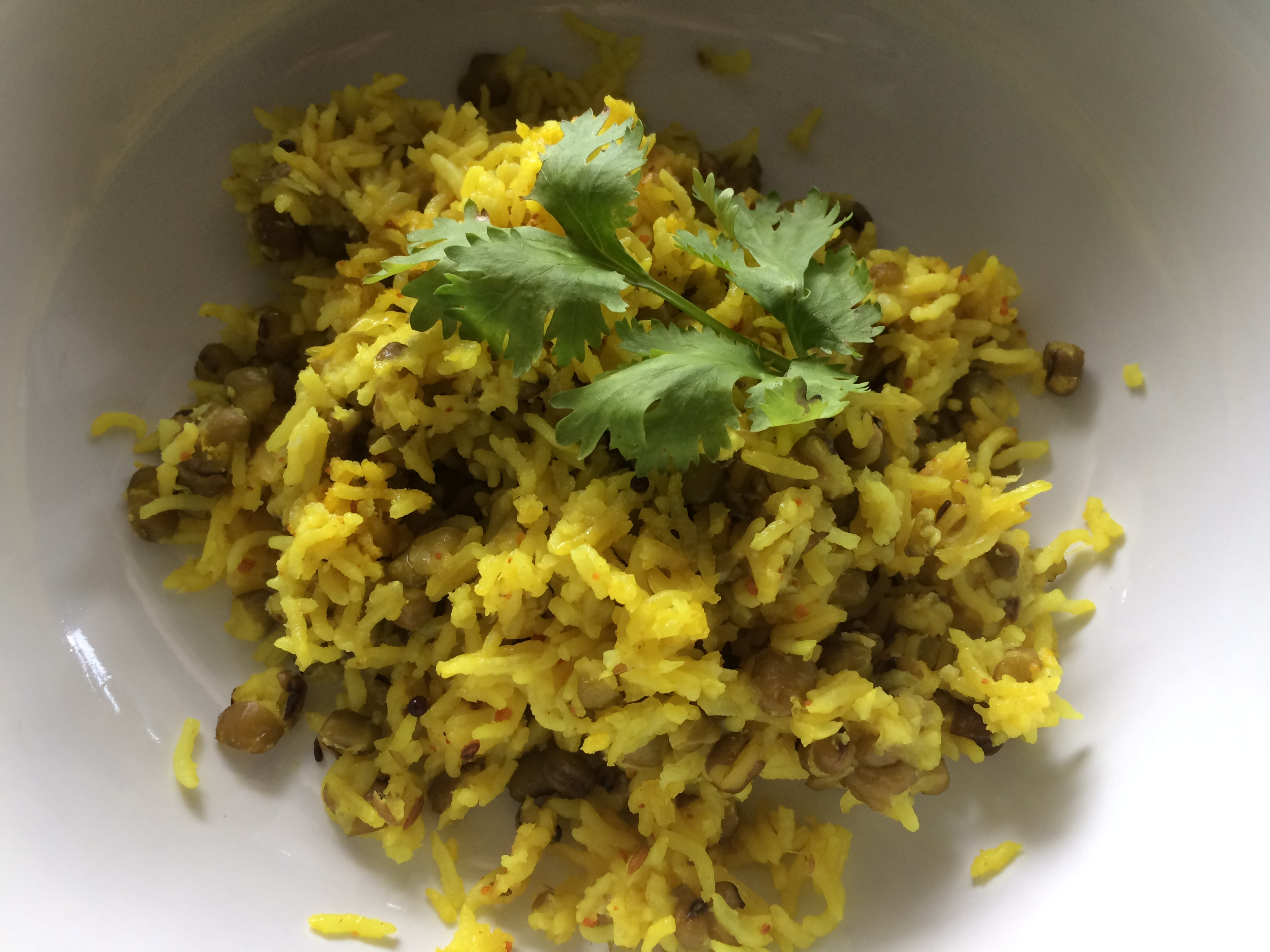 ayurvedic recipe: kitcheri