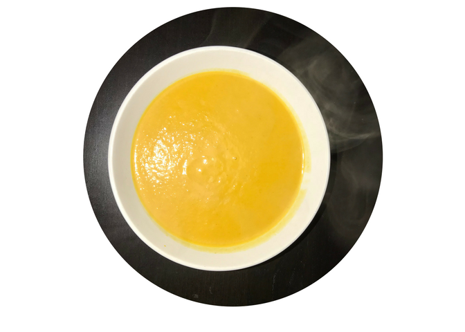 weight loss pumpkin soup