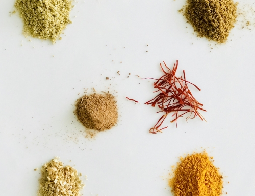My 6 Favorite Spices