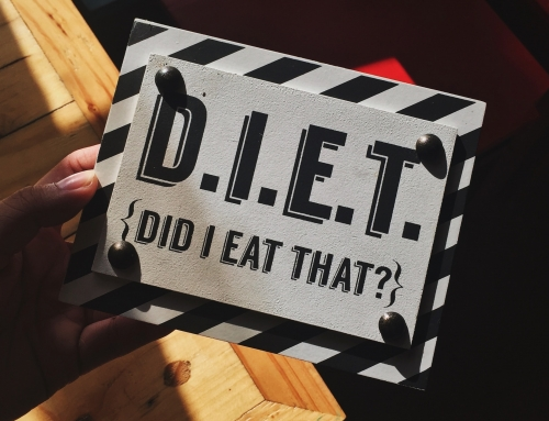 3 Diet and Health Mistakes I Made..